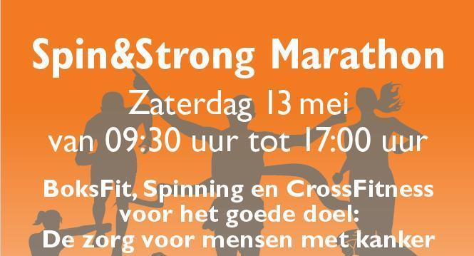 Spin & Strong