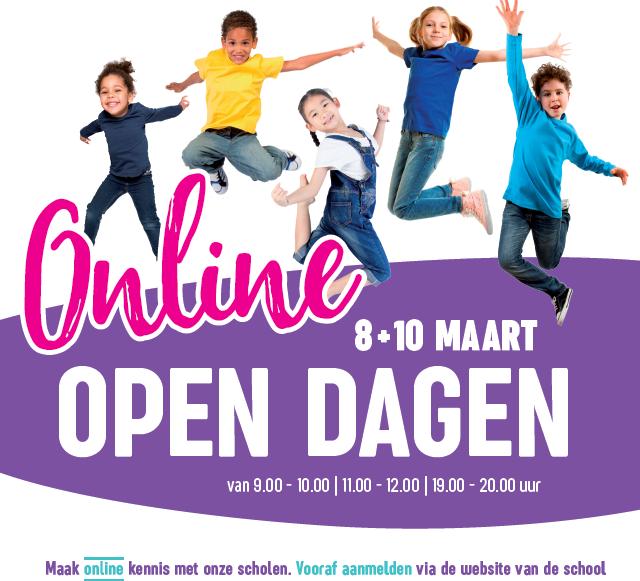 Poster Open Dagen